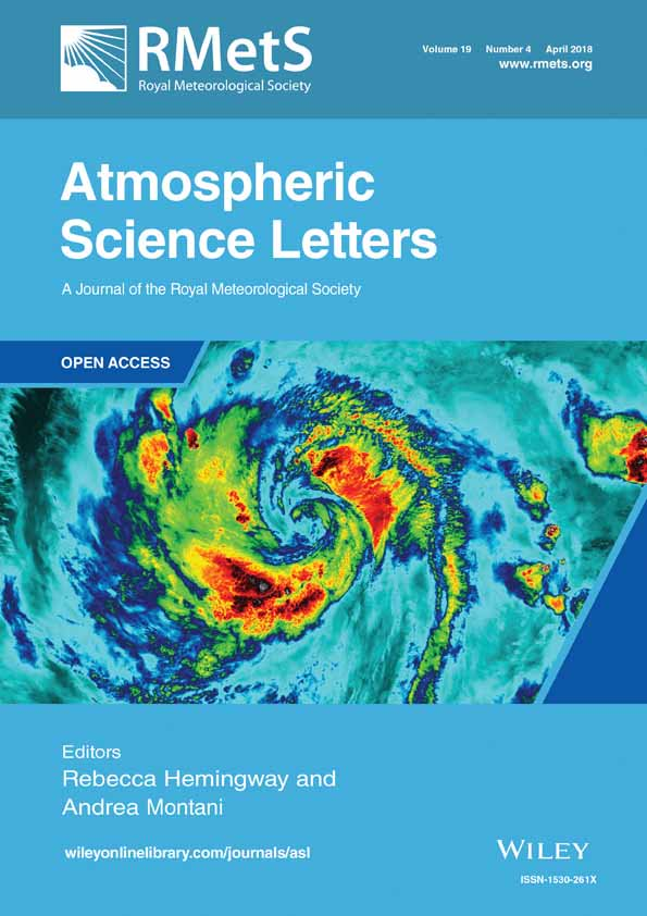 Atmospheric Science Letters Journal