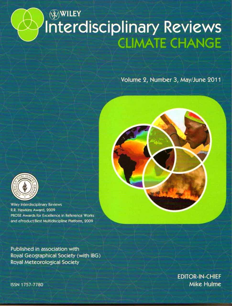 WIRES Climate Change | Royal Meteorological Society