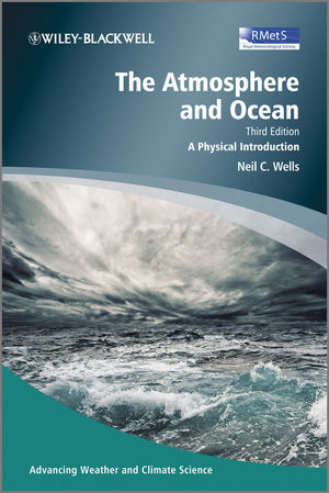 Atmosphere and Ocean Cover Image