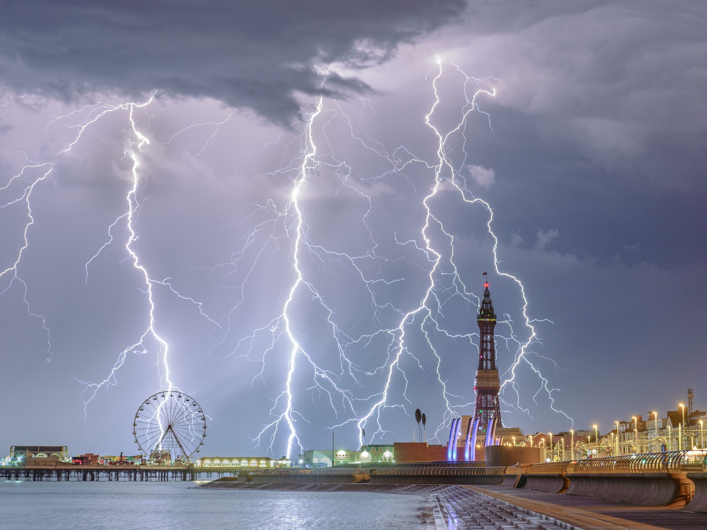 Electric Blackpool by Stephen Cheatle