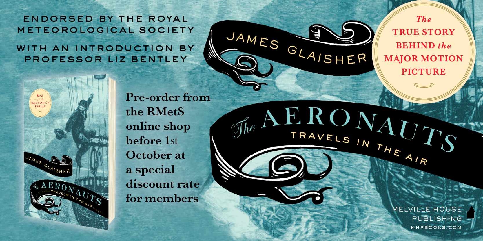 aeronauts book now out