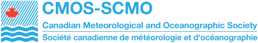 Canadian Meteorological and Oceanographic Society logo