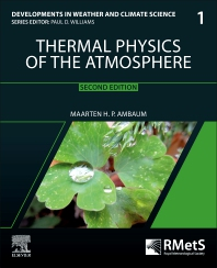 Thermal Physics of the Atmosphere - 2nd Edition front cover
