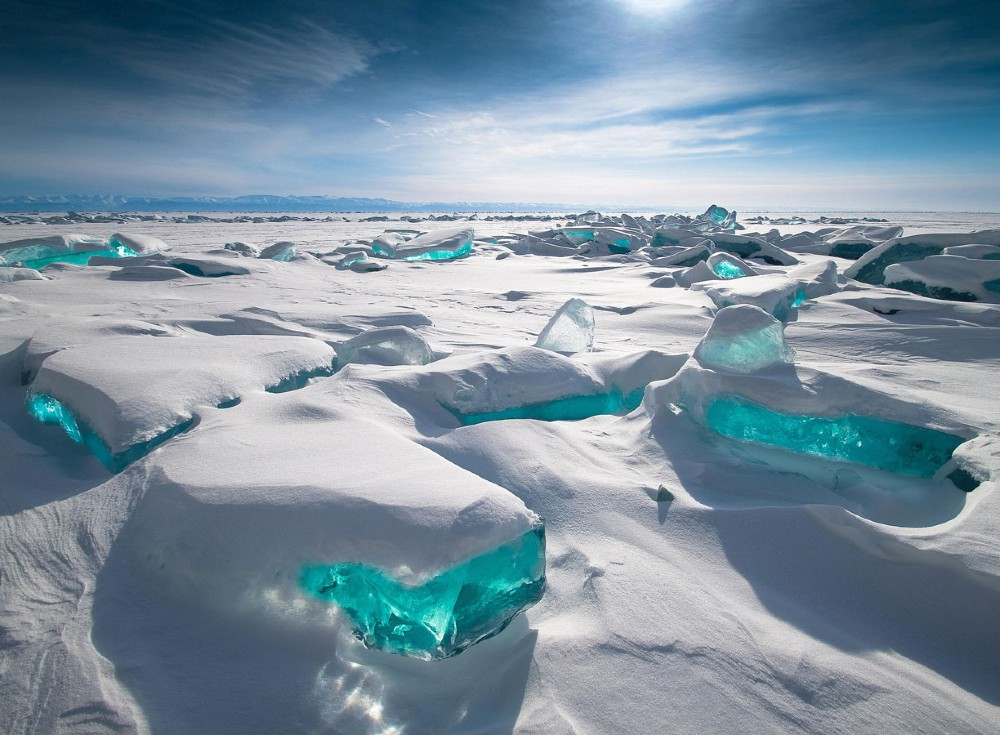 Baikal Treasure photo - Public winner of the 2020 Weather Photographer of the Year competition