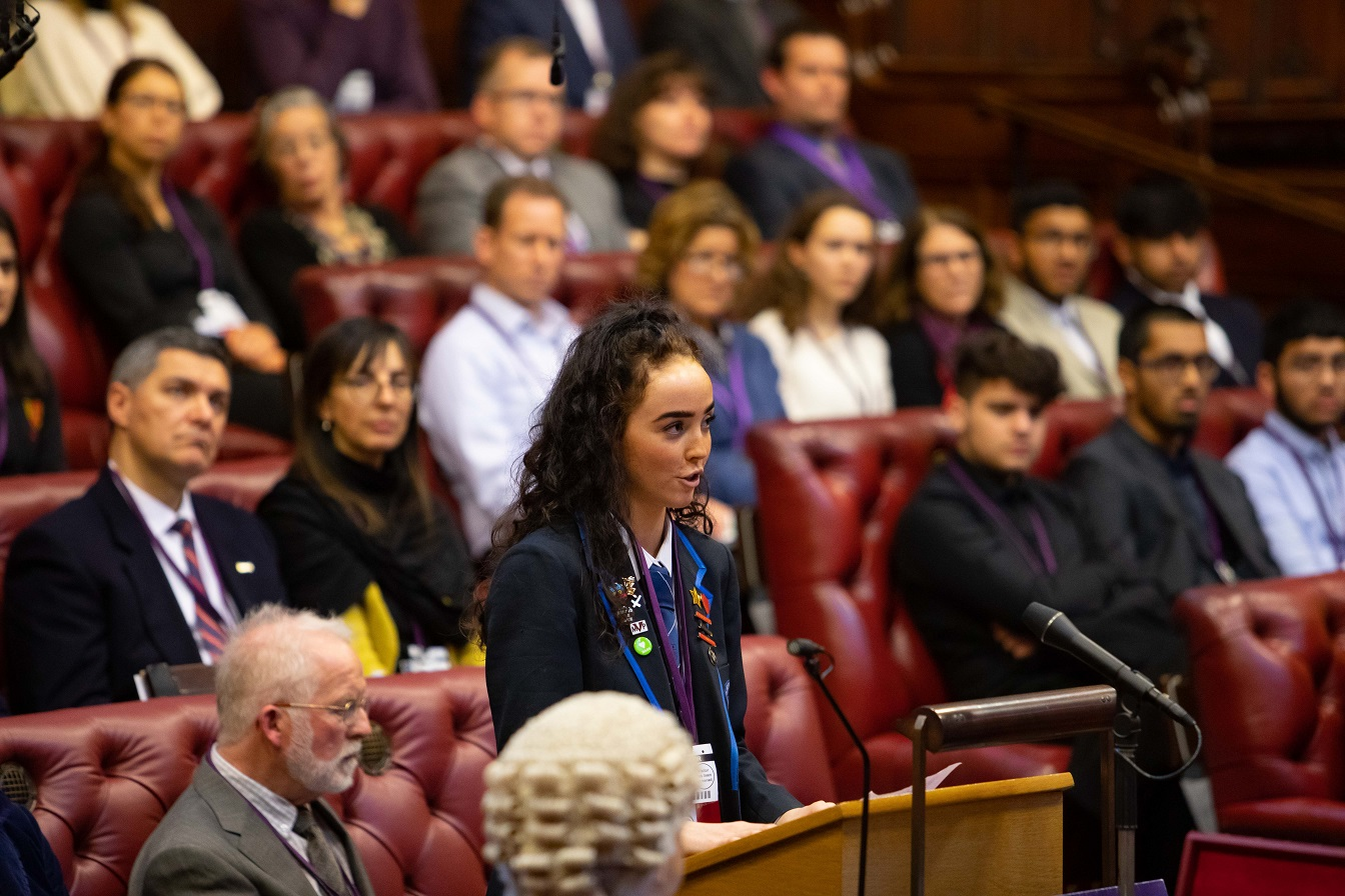 Sustainable Futures Debate at House of Lords