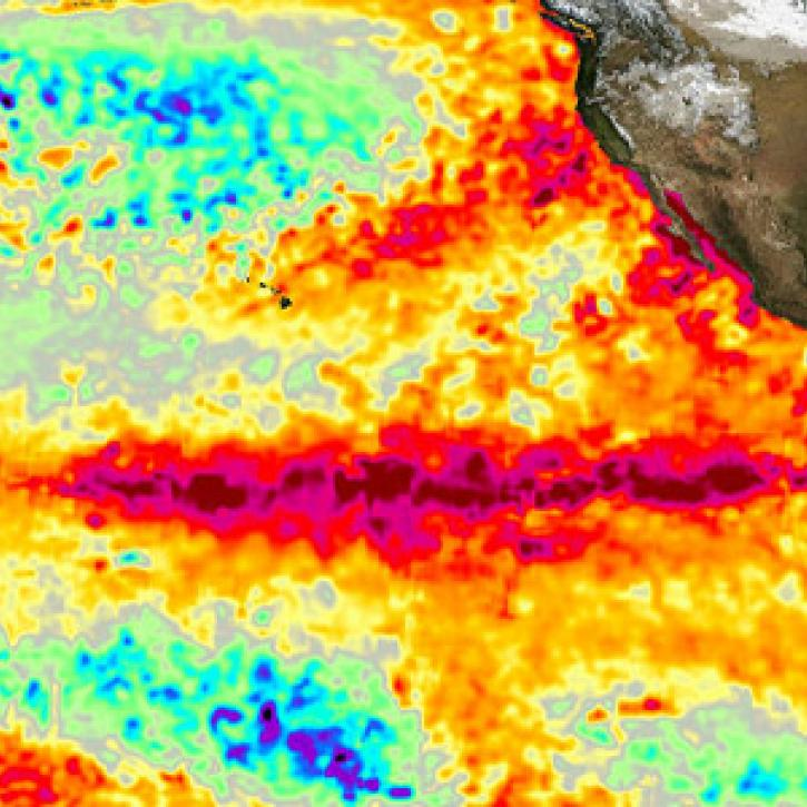 El Niño and The Southern Oscillation